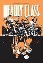 Image: Deadly Class Vol. 07: Love Like Blood SC  - Image Comics