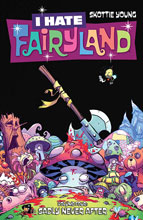 Image: I Hate Fairyland Vol. 04 SC  - Image Comics