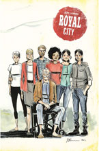Image: Royal City #14 (cover A - Lemire) - Image Comics