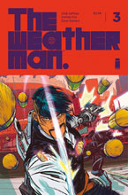 Image: Weatherman #3 (cover A - Fox) - Image Comics