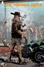 Image: Walking Dead #1 (variant cover - 15th Anniversary) - Image Comics