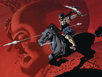 Image: Xerxes: The Fall of House of the Darius and the Rise of Alexander #5 - Dark Horse Comics