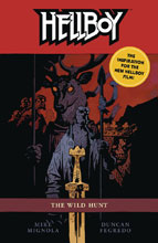 Image: Hellboy: The Wild Hunt SC  (Second Edition) - Dark Horse Comics