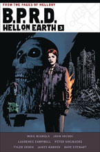 Image: B.P.R.D. Hell on Earth Vol. 03 HC  - Dark Horse Comics