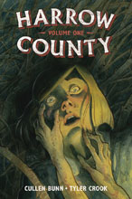 Image: Harrow County Library Edition Vol. 01 HC  - Dark Horse Comics