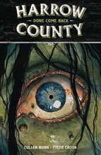Image: Harrow County Vol. 08: Done Come Back SC  - Dark Horse Comics