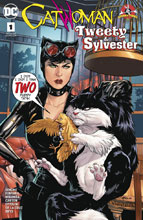 Image: Catwoman / Tweety and Sylvester #1  [2018] - DC Comics