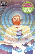 Image: Cave Carson Has An Interstellar Eye #6 - DC Comics