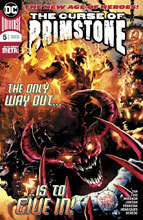 Image: Curse of Brimstone #5  [2018] - DC Comics