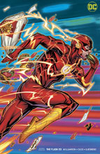 Image: Flash #53 (variant cover - Jonboy Meyers) - DC Comics