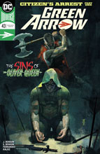 Image: Green Arrow #43 - DC Comics