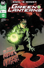 Image: Green Lanterns #52 - DC Comics