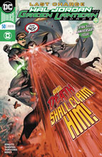 Image: Hal Jordan & the Green Lantern Corps #50 - DC Comics