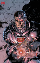 Image: Justice League #5 (variant cover - Jim Lee) - DC Comics