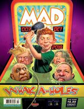 Image: Mad Magazine #3 - DC Comics