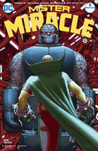 Image: Mister Miracle #11 - DC Comics