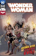 Image: Wonder Woman #52 - DC Comics