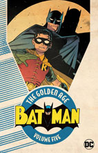 Image: Batman: The Golden Age Vol. 05 SC  - DC Comics