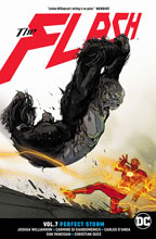 Image: Flash Vol. 07: Perfect Storm SC  - DC Comics