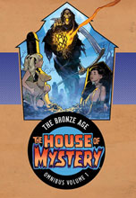 Image: House of Mystery: The Bronze Age Omnibus Vol. 01 HC  - DC Comics