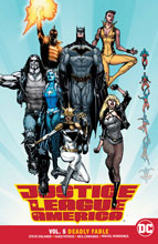 Image: Justice League of America Vol. 05: Deadly Fable SC  - DC Comics