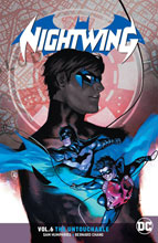 Image: Nightwing Vol. 06: The Untouchable SC  - DC Comics