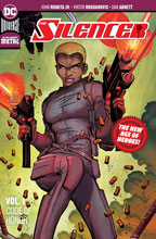 Image: Silencer Vol. 01: Code of Honor SC  - DC Comics