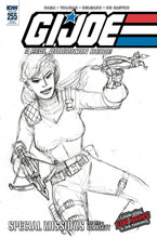 Image: G.I. Joe: A Real American Hero #255 (incentive cover A - Hama) (10-copy) - IDW Publishing