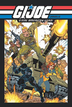 Image: G.I. Joe: A Real American Hero Omnibus Vol. 01 SC  - IDW Publishing