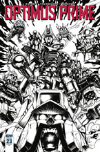 Image: Optimus Prime #23 (incentive cover - Zama) (10-copy) - IDW Publishing