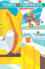 Image: Transformers: Bumblebee - Win If You Dare SC  - IDW Publishing