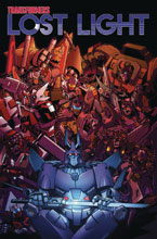 Image: Transformers: Lost Light Vol. 03 SC  - IDW Publishing