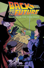 Image: Back to the Future: Tales from the Time Train SC  - IDW Publishing