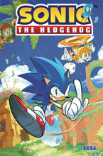 Image: Sonic the Hedgehog Vol. 01: Fallout SC  - IDW Publishing