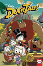 Image: Ducktales Vol. 03: Quests and Quacks SC  - IDW Publishing