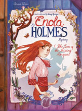 Image: Enola Holmes Vol. 01: Case of the Missing Marquess HC  - IDW Publishing