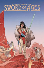 Image: Sword of Ages HC  - IDW Publishing