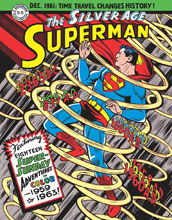 Image: Superman: The Silver Age Sundays 1959-1963 HC  - IDW Publishing