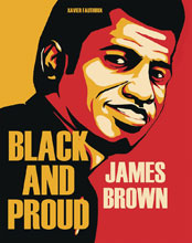 Image: James Brown: Black and Proud OGN HC  - IDW Publishing