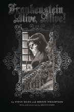 Image: Frankenstein Alive, Alive! The Complete Collection HC  - IDW Publishing