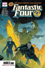 Image: Fantastic Four #1 - Marvel Comics