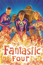 Image: Fantastic Four #1 (variant cover - Ross)  [2018] - Marvel Comics