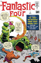 Image: Fantastic Four #1 (variant Facsimile edition) - Marvel Comics