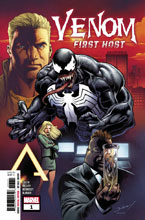 Image: Venom: First Host #1 - Marvel Comics