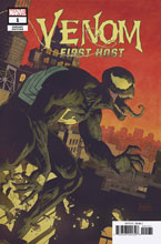 Image: Venom: First Host #1 (variant cover - Rivera) - Marvel Comics