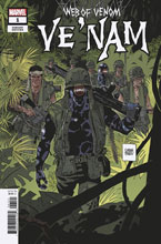 Image: Web of Venom: Ve'Nam #1 (variant cover - Parlov) - Marvel Comics