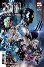 Image: Hunt for Wolverine: Dead Ends #1 - Marvel Comics