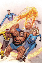 Image: Hunt for Wolverine: Dead Ends #1 (variant Fantastic Four cover - McNiven) - Marvel Comics