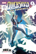 Image: Quicksilver: No Surrender #4 - Marvel Comics