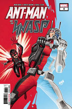 Image: Ant-Man and the Wasp #4 - Marvel Comics